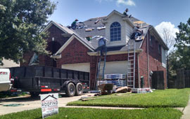 Durning New Roof Install